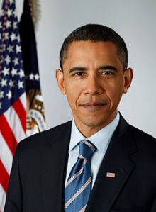 Barack Obama Attribution: By Pete Souza, The Obama-Biden Transition Project [CC-BY-3.0 (http://creativecommons.org/licenses/by/3.0)], via Wikimedia Commons