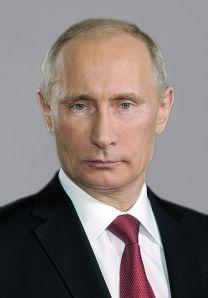 Vladimir Putin Attribution: Kremlin.ru