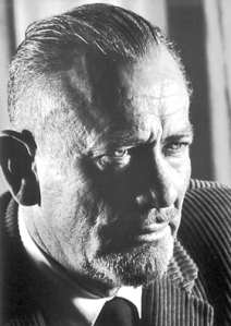 John Steinbeck during his trip to accept Nobel Prize in 1962 Attribution: By Nobel Foundation [Public domain], via Wikimedia Commons