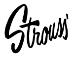 Strouss' Logo from the 60s