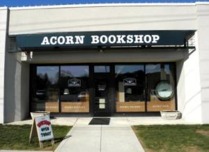 Acorn Bookshop (from http://www.acornbookshop.com/)