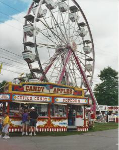 Canfield Fair Ferris Wheel