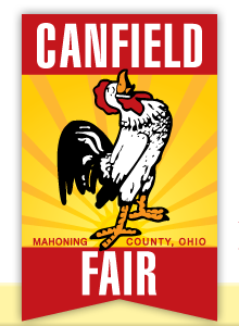 Canfield Fair logo accessed at http://canfieldfair.com/