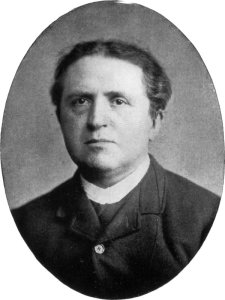 """Abraham Kuyper - Griffis"" by Unknown - Scanned from ""The American in Holland"" by W. E. Griffis (published 1899). Licensed under Public domain via Wikimedia Commons - http://commons.wikimedia.org/wiki/File:Abraham_Kuyper_-_Griffis.jpg#mediaviewer/File:Abraham_Kuyper_-_Griffis.jpg"