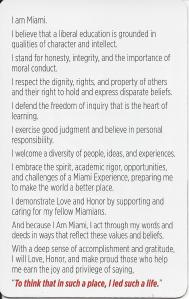 Miami Code of Love & Honor