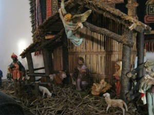 "Our ""stable"" nativity"