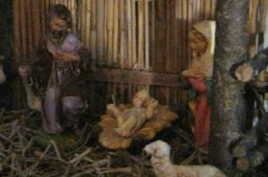 Nativity holy family