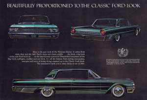 1961 Ford Galaxie from Ford ad