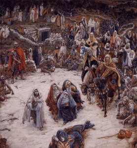 The Crucifixion, As Seen From the Cross, James Tissot