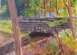 Stone Bridge (c)2015, Bob Trube