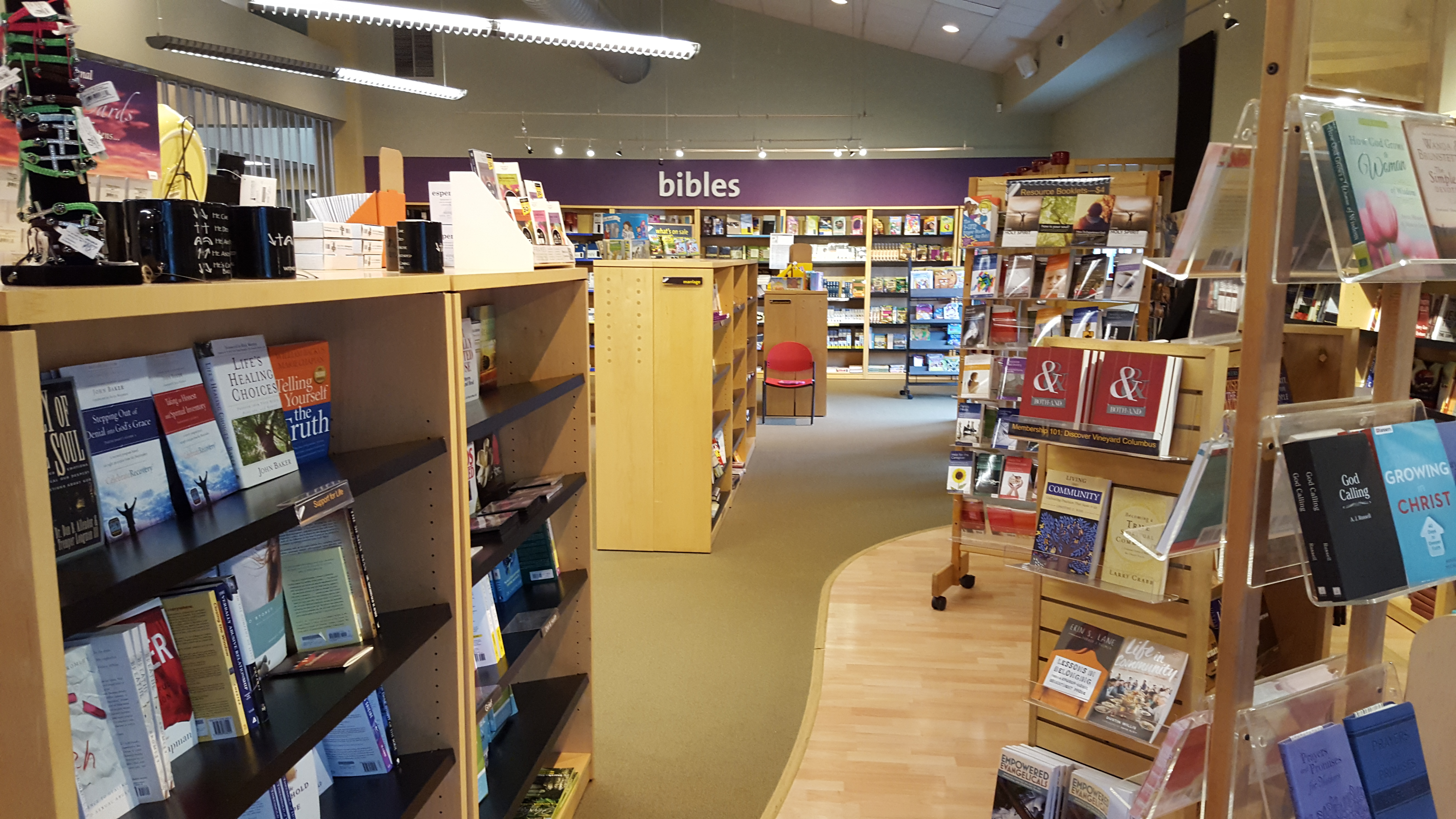 Vineyard columbus bookstore