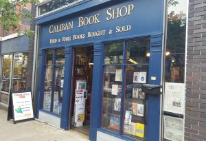 Caliban Books