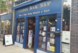 Caliban Books