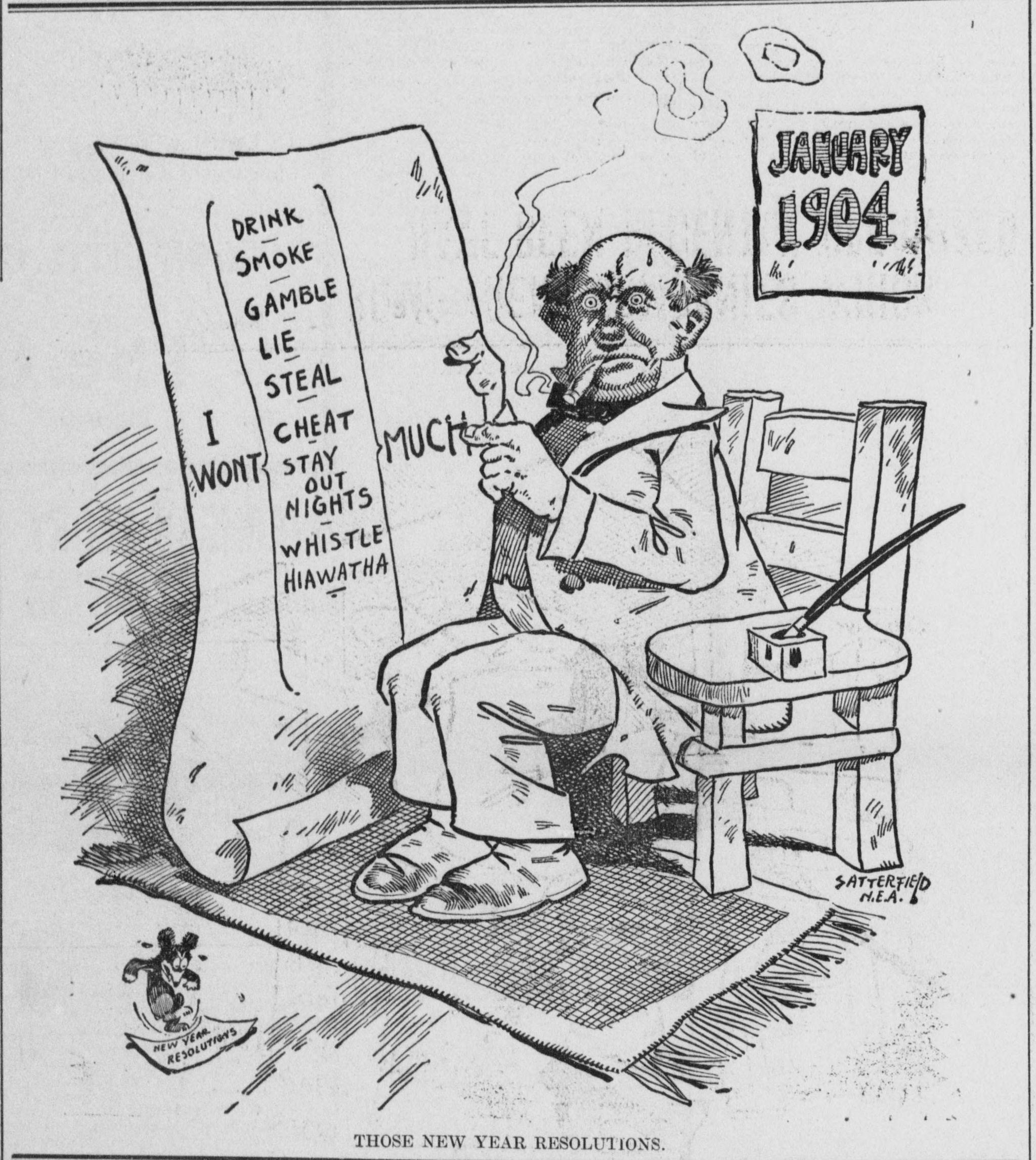 satterfield_cartoon_on_new_years_resolutions_1904