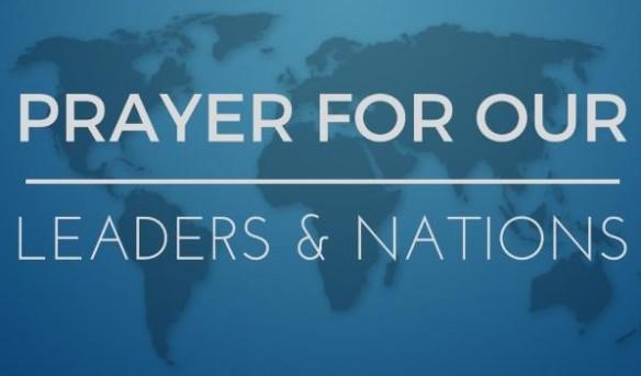 Image result for LEADERS IN PRAYER