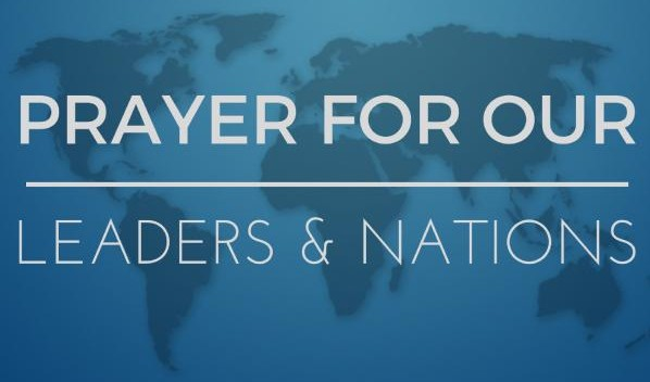 Image result for LEADERS IN PRAYER
