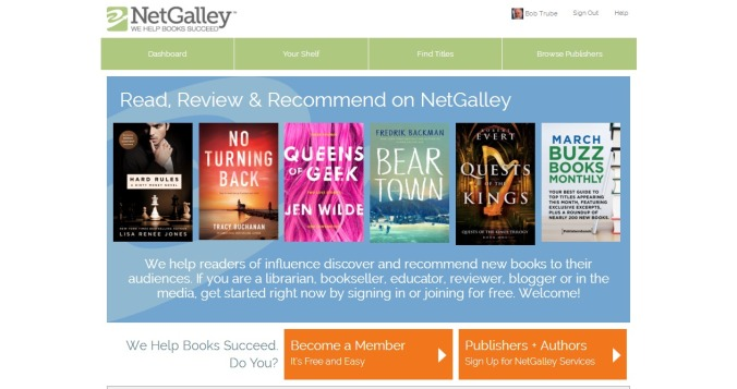 netgalley-home-page