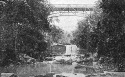 Historic Lanterman Falls