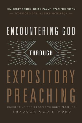 Encountering God through Expository Preaching