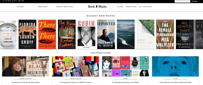 Book Marks The book review aggregator