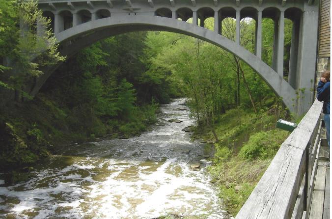 Lanterman Bridge