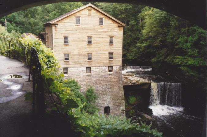 Lanterman Mill and Falls