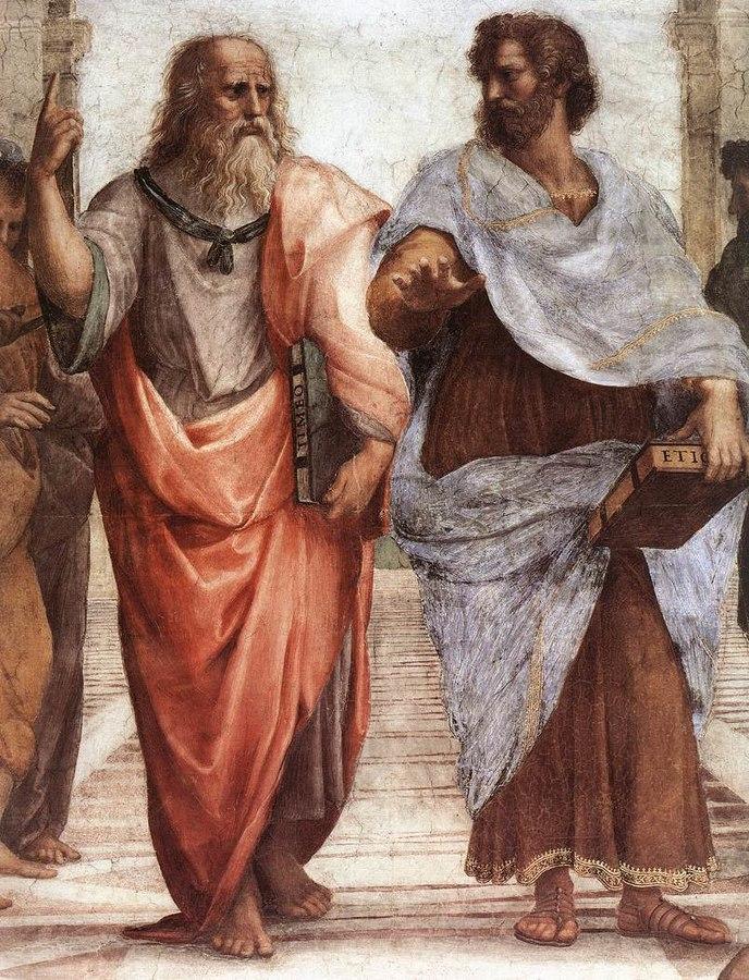 688px-Sanzio_01_Plato_Aristotle