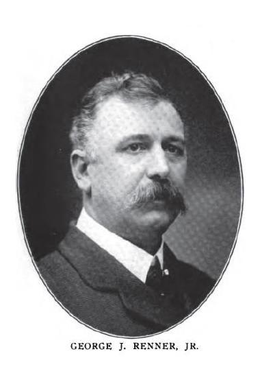 George J Renner Jr