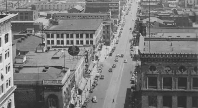 East Federal Street