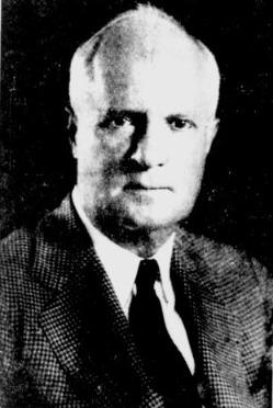 Lucius B McKelvey