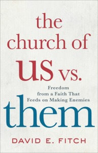 the church of us vs them