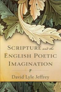 scripture and the english poetic imagination