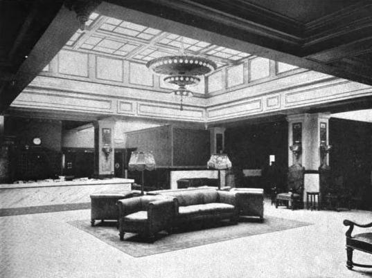 Tod Hotel Lobby