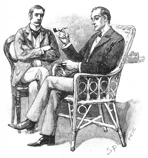 Watson and Holmes