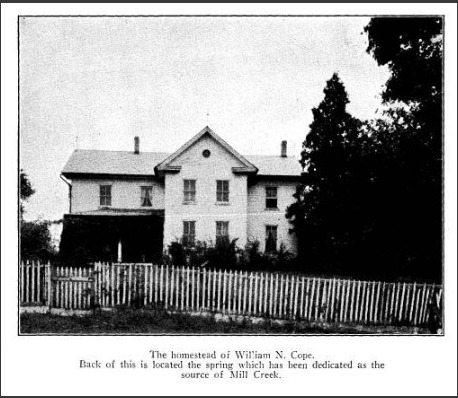 cope homestead