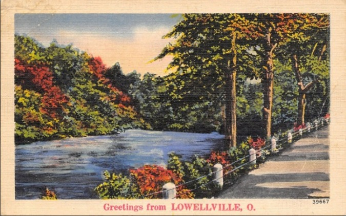 Greetings from Lowellville