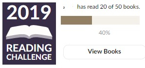 reading challenge goal