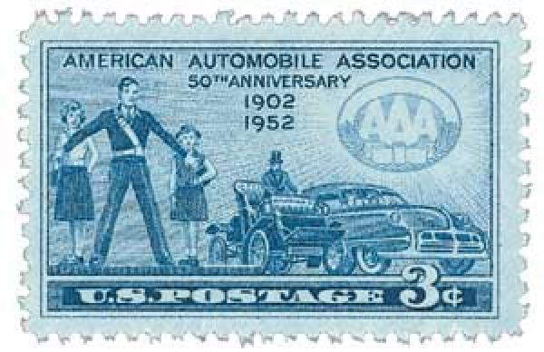 AAA stamp