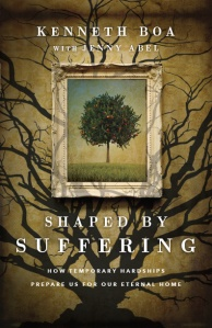 shaped by suffering