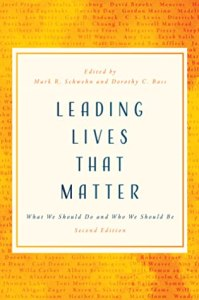 leading lives that matter