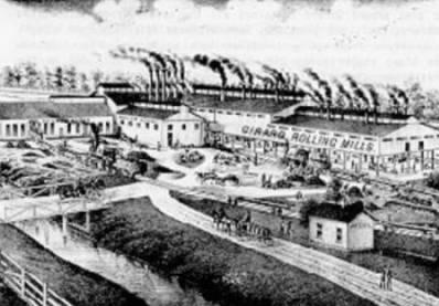 Girard mills