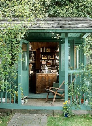 Library Shed