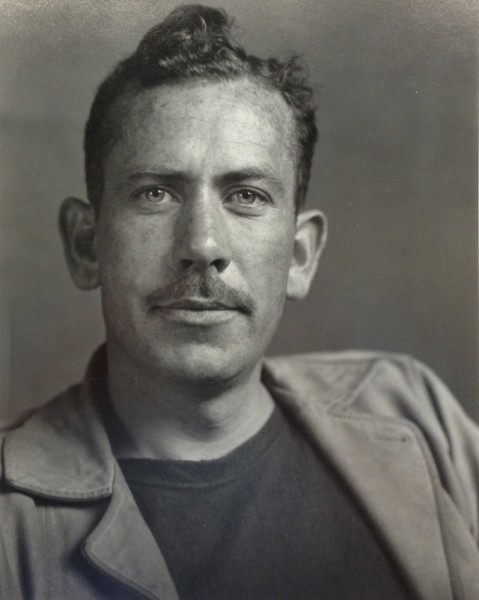 Sonya_Noskowiak,_John_Steinbeck,_1930